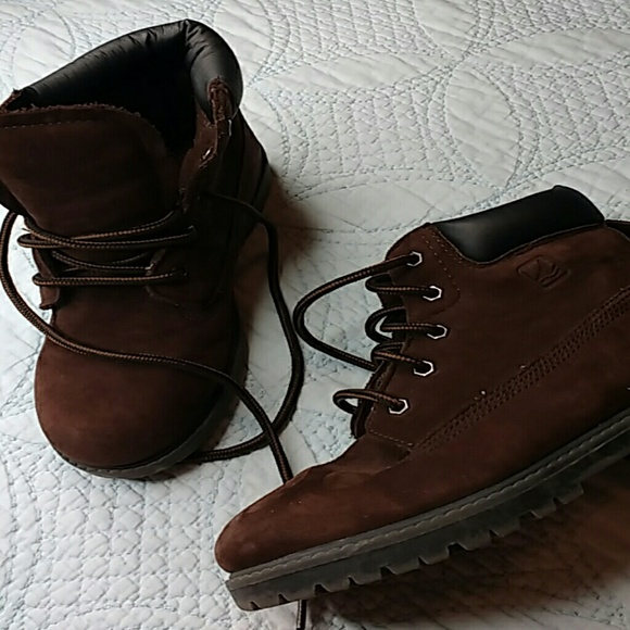 ef89e5bcfc44a Sperry Top-sider boys hiking boots